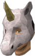 Unicorn mask chathead