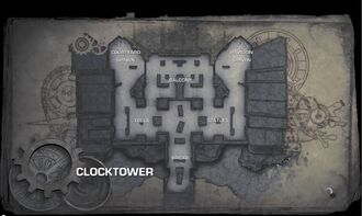 Gears Of War 3 Clock Tower