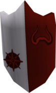 Footman's shield