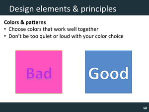 Design & Promotion Tips Slide07