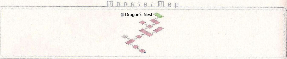 Dragon's Nest Monster Map
