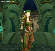 Alleria windrunner by riotfury-d4p98s4