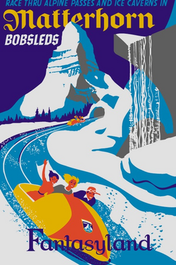 200px-Matterhorn Bobsleds Poster