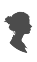 Younglady silhouette