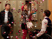 Yes I ship her with everyone even that locker!
