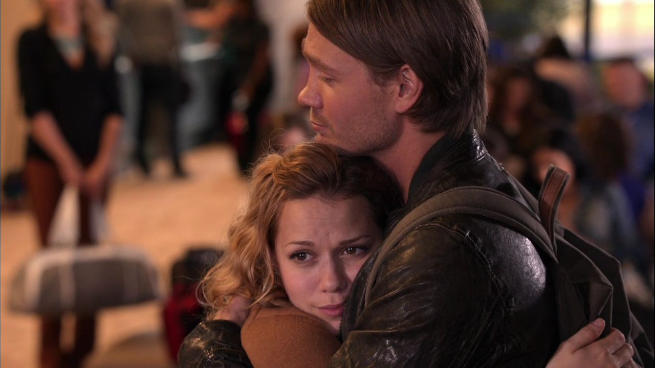 one tree hill lucas and peyton first meet