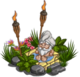 Spa Bath Gnome-icon