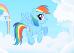 150px-Rainbow Dash opening theme