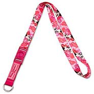 Pink Minnie Lanyard