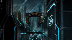 Dylan Cole Tron Concept Art 10a