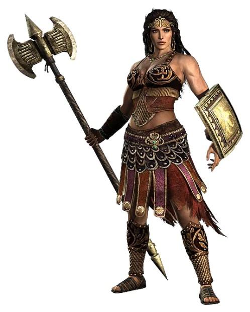 Warriors: Legends Of Troy Wiki
