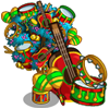 Giant Instrument Tree-icon