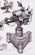FO3 turret CA4