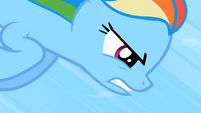 Rainbow Dash strain speed S2E8
