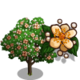 Candle Nut Tree-icon