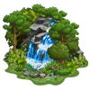 Rainforest Falls-icon
