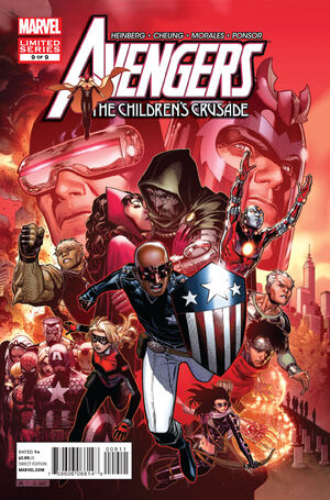 Avengers The Children&#39;s Crusade Vol 1 9