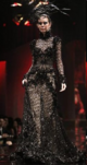 Tex Saverio Spring 2011 Knit Gown