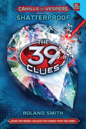39 Clues Shatterproof Cover