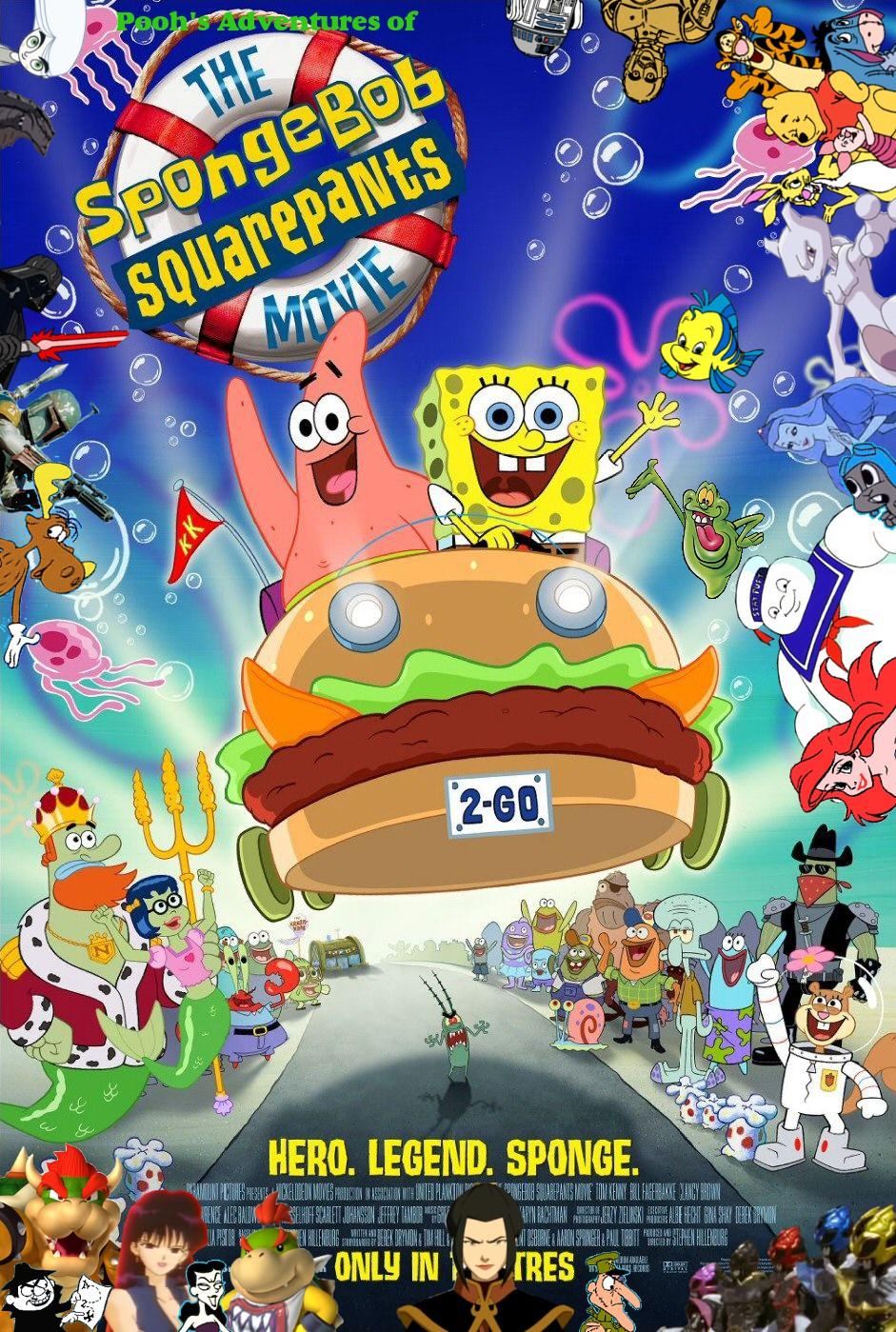download spongebob squarepants movie