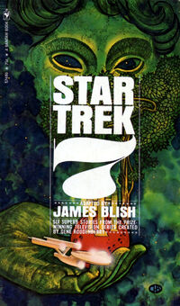 Star Trek 7 (Bantam Books)