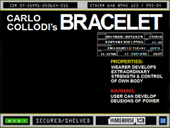 Carlo Collodi&#39;s Braclet