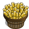 Golden Sugar Cane Bushel-icon