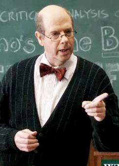 Professor Sheffield