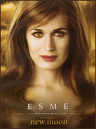 New moon esme