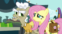 Fluttershy &quot;Um...&quot; S2E19