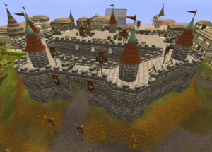 Ardougne Castle