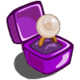 Lighthouse Cove Gold Pearl Unwither Ring-icon