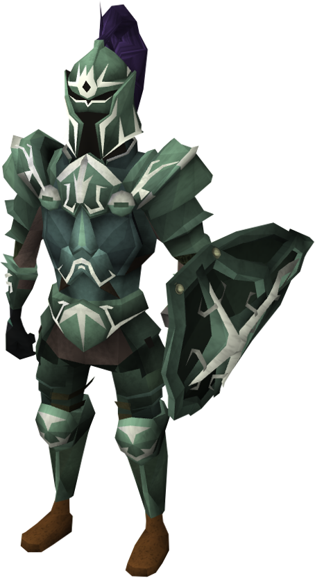 Adamant armour (t) (lg) equipped