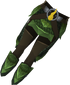 Guthix chaps detail