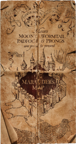 Marauder&#39;sMap