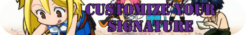 HP - Customize Your Signature