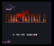FFVI PSX Title Screen