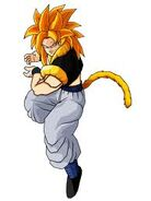 Gogeta SSJ6
