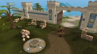 Falador lodestone location