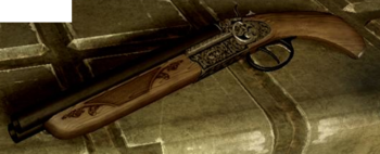 Far Cry 2-Sawed off Shotgun