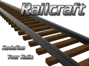 Railcraft logo