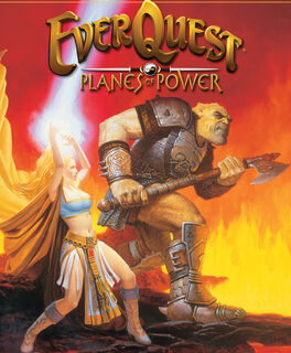 Planes of Power Boxart