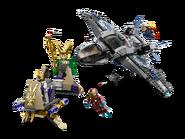 Воздушное сражение Lego Super Heroes (лего 6869) - Omnitoy - Интернет-магазин игрушек.