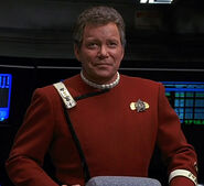James T Kirk, 2293
