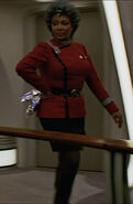 Starfleet skirt, late 23rd century