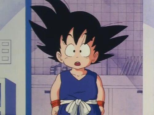 Image goku shocked at dragon ball wiki - Goku e bulma a letto ...