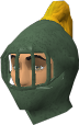 Adamant full helm (g) chathead old