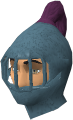 Ancient full helm chathead old