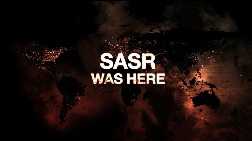 SASR Was here - Warfighter Trailer