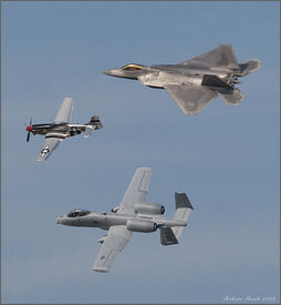 Heritage Flight 2009